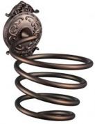 Подробнее о Держатель фена Hayta Gabriel  13908-2/VBR  Antic Brass (состаренная латунь
