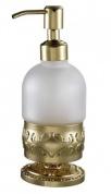 Подробнее о Дозатор мыла Hayta Gabriel 13916/GOLD золото /стекло