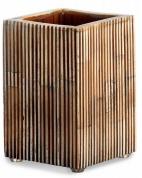 Подробнее о Стакан Kassatex Bali Bone ABA-T настольный цвет коричневый