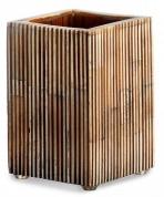 Подробнее о Стакан Kassatex Bali Bone ABA-TBH настольный цвет коричневый