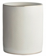 Подробнее о Корзина Kassatex Florence AFC-WB-W для мусора цвет белый