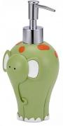 Подробнее о Дозатор Kassatex Jungle AKJ-LD настольный цвет зеленый/хром