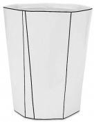 Подробнее о Корзина Kassatex Noho ANH-WB для мусора цвет белый