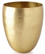 Подробнее о Корзина Kassatex Nile ANL-WB для мусора золото матовое