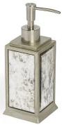 Подробнее о Дозатор Kassatex Palazzo Vintage Mirror APL-LD настольный цвет серый/хром