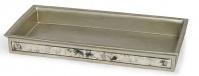 Подробнее о Подставка Kassatex Palazzo Vintage Mirror APL-TR настольная цвет серый