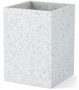 Подробнее о Корзина Kassatex Terrazzo ATZ-WB-LGY для мусора цвет серый