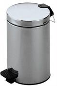 Подробнее о Ведро Keuco Universal  04988.010000 для мусора хром finish (эффект нержавеющей стали