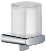 Подробнее о Дозатор для мыла Keuco Elegance New 11652.019000 подвесной хром / стекло матовое