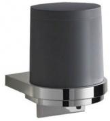Подробнее о Дозатор для мыла Keuco Moll 12752 010101 подвесной хром/антрацит