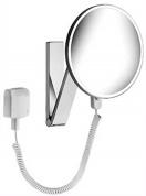 Подробнее о Зеркало Keuco iLook move 17612.019001 с подсветкой косметическое (5X) настенное хром