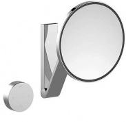 Подробнее о Зеркало Keuco iLook move 17612.019002 с подсветкой косметическое (5X) настенное хром