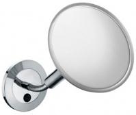 Подробнее о Зеркало Keuco Elegance New  17676.019000 с подсветкой косметическое (5X) настенное хром