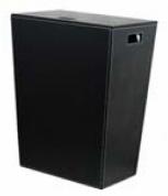 Подробнее о Корзина для белья Koh-i-Noor Porta Biancheria 2463 BK 47 х 60 х 30 см цвет черный