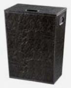 Подробнее о Корзина для белья Koh-i-Noor Porta Biancheria 2463 SF 47 х 60 х 30 см цвет темно-серый