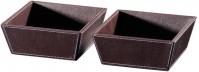 Подробнее о Лоток для аксессуаров Koh-i-Noor Eco Pelle 2605 CR 19,6 х h8 х 19,6 см цвет кремовый