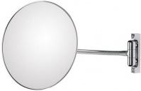 Подробнее о Зеркало Koh-i-Noor Spekhio Discoloflex 38/FKK2 косметическое 23 х h23 см (2X настенное хром