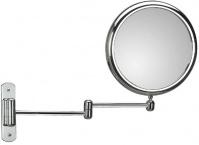 Подробнее о Зеркало Koh-i-Noor Spekhio Doppiolo 40/2KK2 косметическое диам. 24 см (2X настенное хром