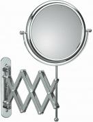Подробнее о Зеркало Koh-i-Noor Spekhio Pantograph 43/1KK2 косметическое диам. 24 см (2X настенное хром