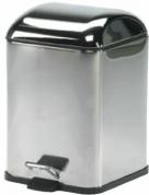 Подробнее о Ведро Koh-i-Noor Karta 5363 KK для мусора нержавеющая сталь / хром