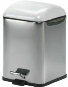 Подробнее о Ведро Koh-i-Noor Karta 5363 KV для мусора нержавеющая сталь / белый