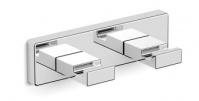 Подробнее о Крючки Langberger Alster 10932A на планке (2 штуки хром