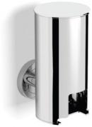 Подробнее о Контейнер Langberger Burano 11028A настенный для ватных дисков хром / стекло матовое