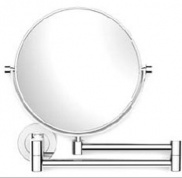 Подробнее о Зеркало косметическое Langberger  70485 настенное хром