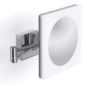 Подробнее о Зеркало косметическое Langberger  73485 с подсветкой настенное 22 х h20 см хром