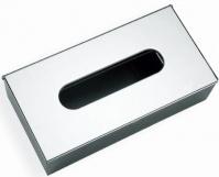 Подробнее о Контейнер Linisi 70033 для салфеток настольный хром