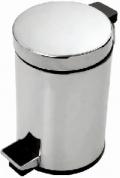 Подробнее о Ведро Linisi 71074 для мусора напольное (3 литра) хром