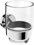 Подробнее о Стакан Linisi Sfera 810084-A подвесной хром / стекло