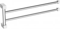 Подробнее о Полотенцедержатель Linisi Sigma 83524DH-2 двойной поворотный 70 см хром