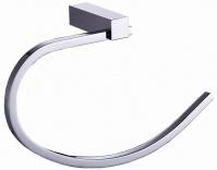 Подробнее о Полотенцедержатель Linisi Sigma 83580 кольцо хром