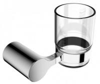 Подробнее о Стакан Linisi Day 85684 подвесной хром / стекло