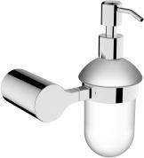 Подробнее о Дозатор для мыла Linisi Day 85685F подвесной хром / стекло