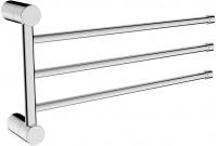 Подробнее о Полотенцедержатель Linisi Alfa 87824DH-3 тройной поворотный 35 см хром