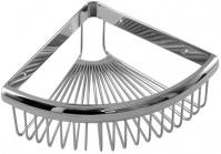 Подробнее о Полка-решетка Magliezza Fiore  80103-CR  угловая хром