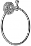 Подробнее о Полотенцедержатель Magliezza Primavera 80309-CR кольцо хром