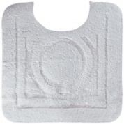 Подробнее о Коврик Migliore Complementi  ML.COM-50.PWC.BI.40 для унитаза (узор 4) цвет белый