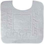 Подробнее о Коврик Migliore Complementi ML.COM-50.PWC.BI.50 для унитаза (узор 5) цвет белый