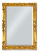 Подробнее о Зеркало Migliore Complementi ML.COM-70.504.AV.DO 82 х h62 см цвет рамы слоновая кость/золото