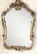 Подробнее о Зеркало Migliore Complementi ML.COM-70.706.DO 58 х h85 см цвет рамы золото
