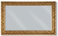 Подробнее о Зеркало Migliore Complementi  ML.COM-70.902.BR 92 х h72 см цвет рамы бронза