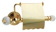 Подробнее о Бумагодержатель Migliore Cristalia ML.CRS-60.206.DO закрытый золото/Swarovski