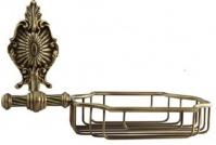 Подробнее о Мыльница-решетка Migliore (Миглиоре Elisabetta ML.ELB-60.125.BR настенная бронза