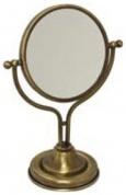 Подробнее о Зеркало Migliore Mirella ML.MRL-1300.CR косметическое настольное диаметр 20 см хром