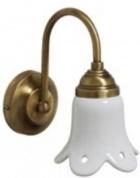 Подробнее о Светильник Migliore Mirella 17256 настенный хром/керамика