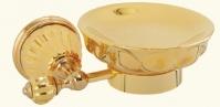 Подробнее о Мыльница Migliore Olivia ML.OLV-60.601.DO.DO настенная цвет золото