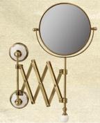 Подробнее о Зеркало Migliore Provance ML.PRO-60.519.CR косметическое 60 х h40 (3x) хром / керамика